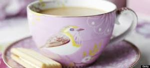 A cup fit for a High Tea Queen